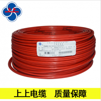 WDZB-BYJ10平方国标单股铜芯电缆