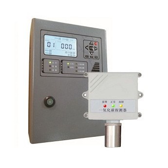 ARD800W空氣質量控制器(配套車庫一氧化碳探測器)