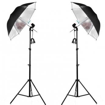 單燈頭反光傘套裝