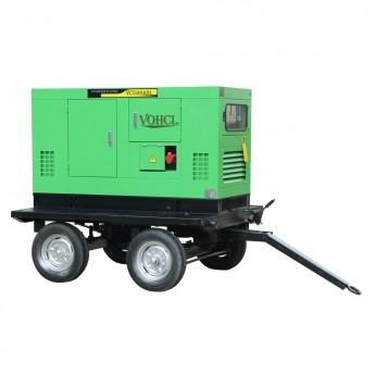 输出大功率500A柴油发电电焊一体机