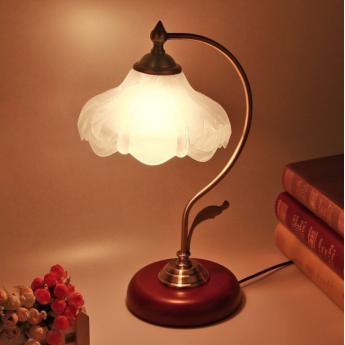 歐式臥室臺燈