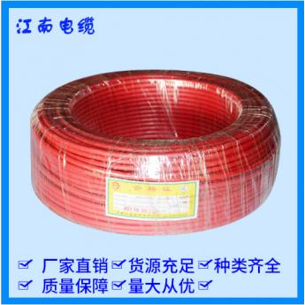 銅芯聚乙烯絕緣無護套電線BV