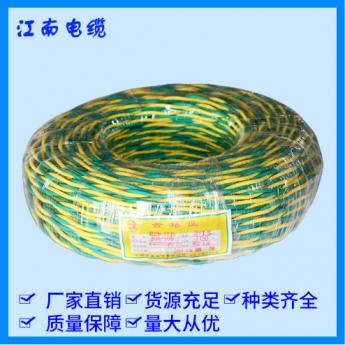 定銅芯無鹵低煙阻燃電纜