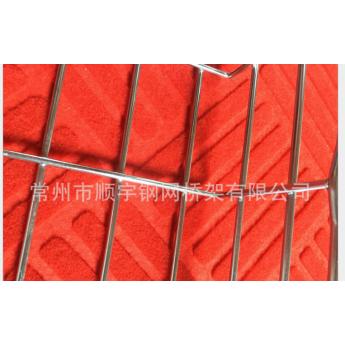 專業定制/電鍍鋅網格橋架/500*300*5