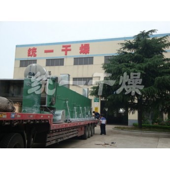 DDW多层带式干燥机