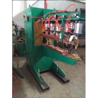 龍門式多點排焊機