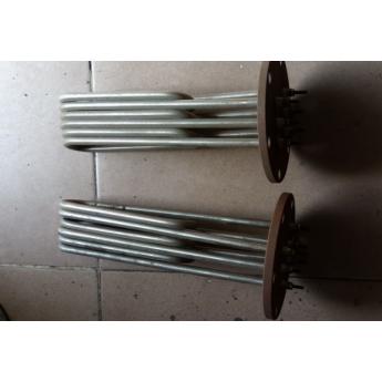 法蘭電加熱管 蒸汽發射器