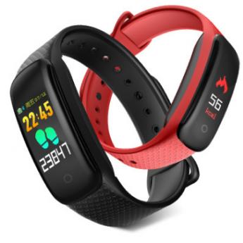心率監測智能運動血壓手環