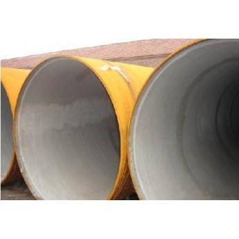 水泥砂漿襯里防螺旋鋼管
