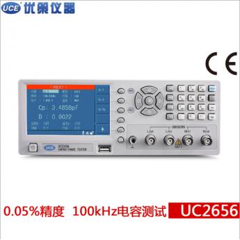 優策電容測試儀 數字電橋 lcr 電橋 電容測量儀