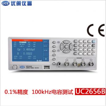優策電容測試儀 電容測量儀 數字電橋 電橋