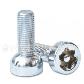 内花型球面轮辋锁