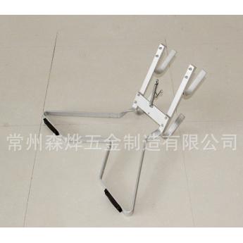 电线杆梯子支架型铝支架