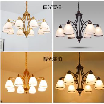 LED鐵藝燈