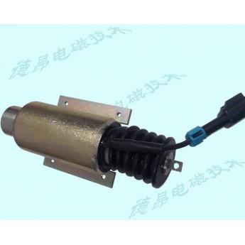 防塵防水推拉式電磁鐵/開利電磁閥10-01178-00SV