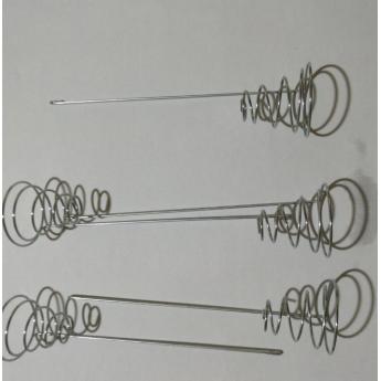 手電筒彈簧1.2鍍鋅鋼絲