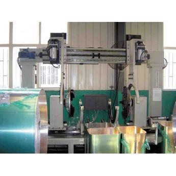 铝油箱生产线