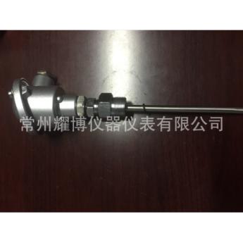 PT100温度传感器/温度变送器4-20MA