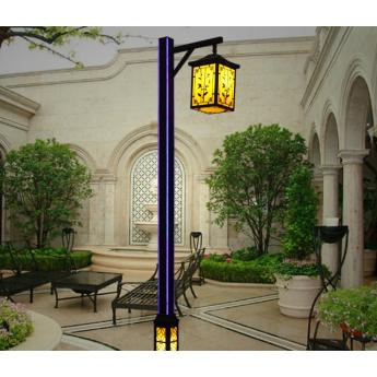 方型景觀燈