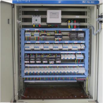 廠家直銷照明控制室內柜工程建筑綜合控制配電箱配電柜控制柜包郵