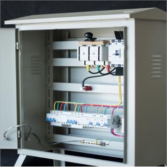 供應定制室內配電柜加厚鐵板強電柜變頻柜控制柜私人訂制廠家包郵