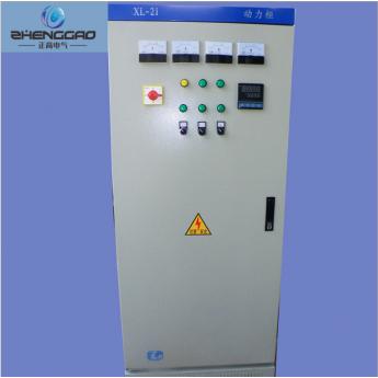 廠家直銷軟啟動控制箱 批量供應可定制戶外防雨配電箱配電柜