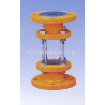 專業生產襯氟視鏡 襯氟視盅 常州漕橋氟塑