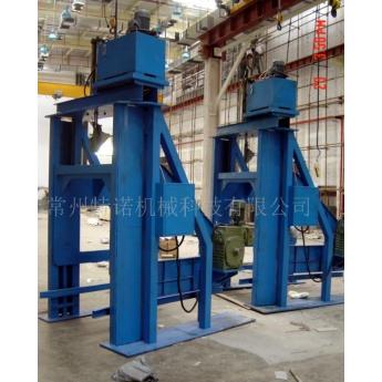 此設備為大型液壓焊接工裝