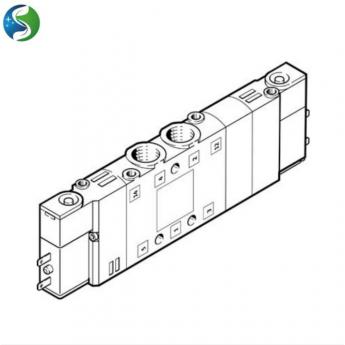 Festo 電磁閥 CPE14-M1BH-5/3G-1/8