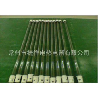 厂家专业生产销售超长石英发热管 加热管 电热管 带陶瓷头