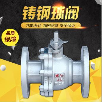 絲扣鑄鋼球閥不銹鋼自來水管開關閥門消防管道直銷鑄鋼球閥配件