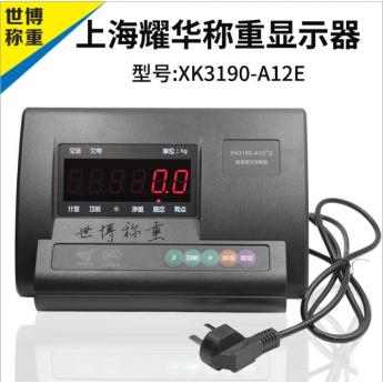 上海耀華A12儀表小地磅