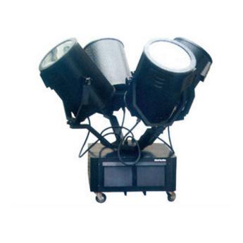 3000瓦4頭搖頭探照燈