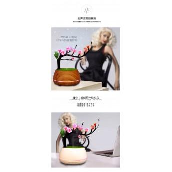 會員特惠新款創意花飾幻寶花飾香薰燈可定制LOGO特色家居飾品
