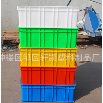 450-160塑料周轉箱