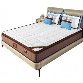 独立布袋簧 天然椰棕床垫 加厚加长 乳胶床垫