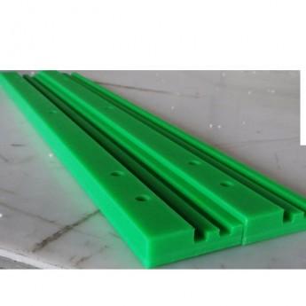 超高分子聚乙烯鏈條導軌/耐磨塑料導軌/T型V型導軌齒條