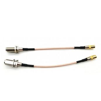 SMB转F-KK线缆组件