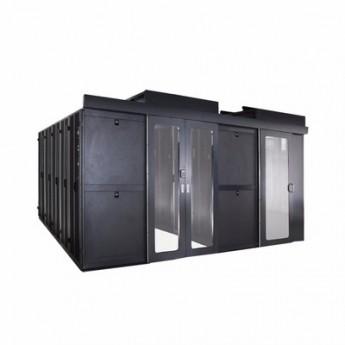 云数据中心机房建设 机柜冷风通道模块 数据云谷中心网络机柜