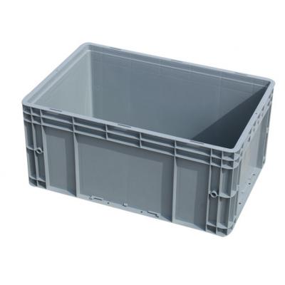 灰色塑料箱