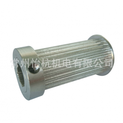 3m-24齿-Φ12-H52铝合金同步轮
