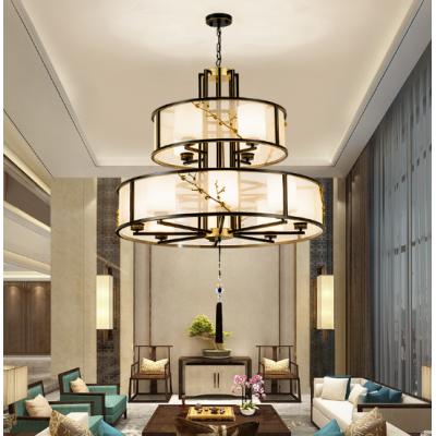 新中式吊燈