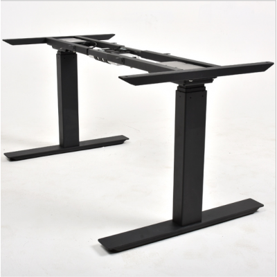 廠家直銷現代簡約單人電動升降辦公桌