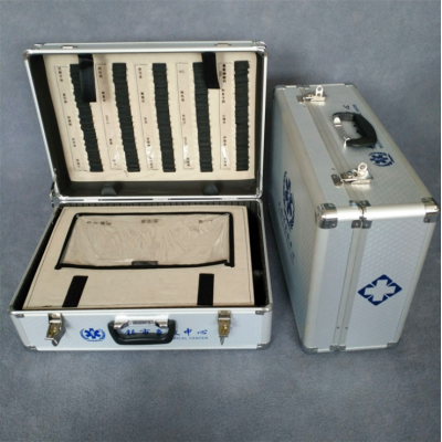 研发定制医疗救护铝合金工具箱