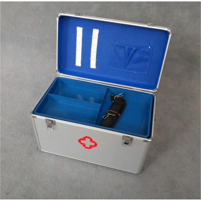 江苏厂家出售铝制家用药用收纳箱