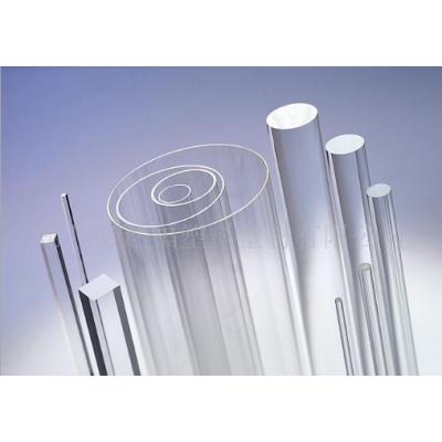 厂家优惠供应PC高透明包装管