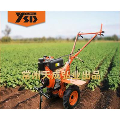 亞西達186FE 電啟動柴油動力 微耕機