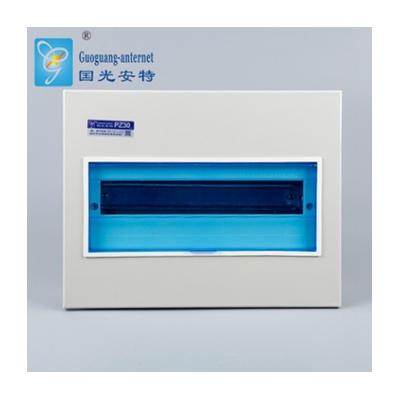 供應批發PZ30專利型15強電回路箱 防水室內照明配電箱