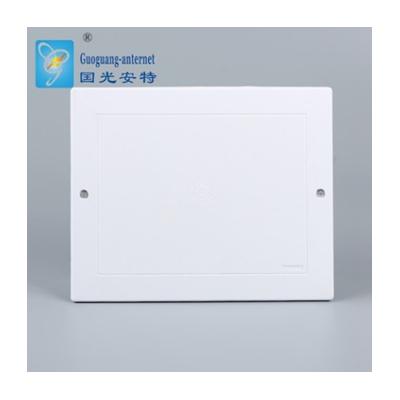 廠家直銷全塑密封盒 戶外防塵防雨CATV暗裝接線盒分線盒