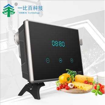 智能廚房果蔬凈化機家用洗菜機